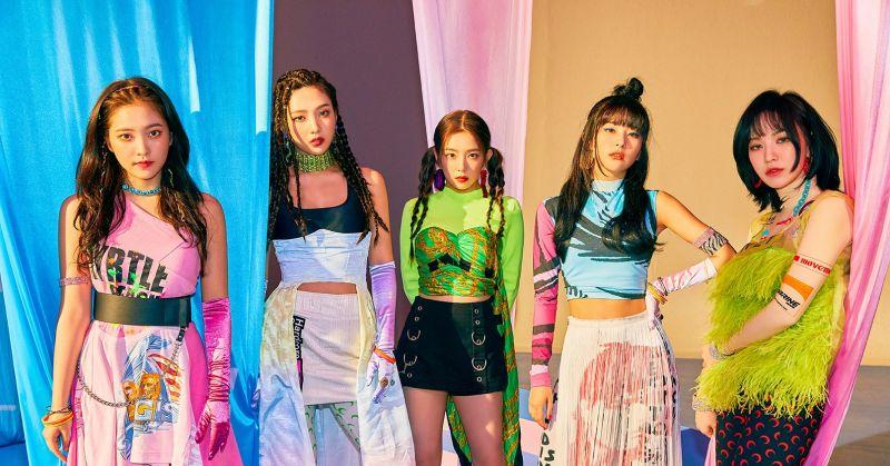 Red Velvet 横扫 28 国 iTunes 专辑榜 今晚线上开派对!