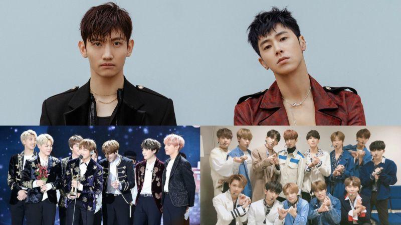 最吸引東方神起目光的歌壇後浪是?允浩與昌珉一致選擇「防彈少年團」!