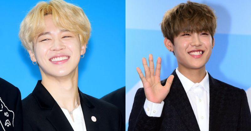 谁的笑眼最有魅力?BTS防弹少年团智旻得票率高达 71%!
