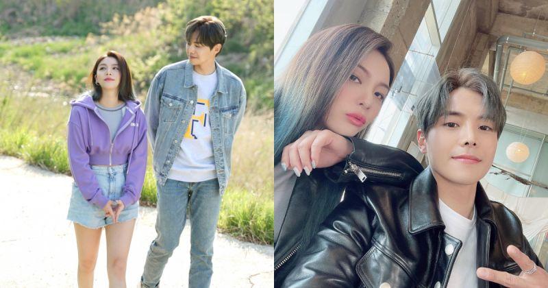 Ailee 邀好友朴殷硕主演新歌 MV 甜蜜侧拍照公开!