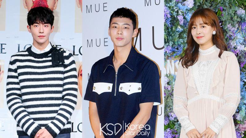 可以看到兩位好友二度合作嗎?南柱赫、金志洙、智友收到新劇《因為初戀是第一次》出演提案!