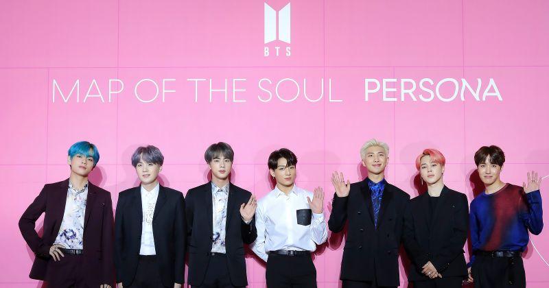 BTS防弹少年团再获 RIAA 金唱片认证 稳居韩国歌手认证数之冠!