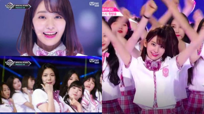 Pick Time來了! 《Produce48》首次公開主打曲《是我的》舞台,第一個C位是?