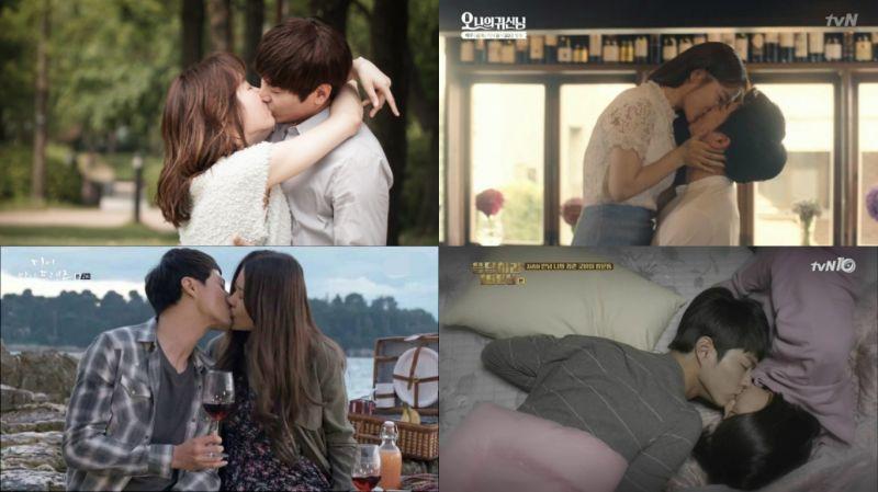 tvN 十週年頒獎典禮要來啦!你會把「最佳Kiss」投給誰呢?
