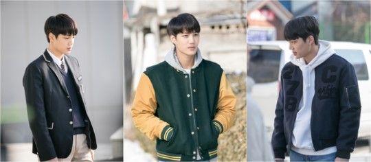 EXO KAI主演新剧《Andante》公开首波剧照 华丽偶像变身叛逆高中生