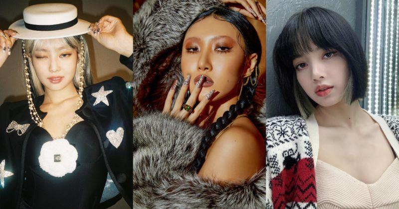 【女团成员品牌评价】Jennie 蝉联冠军 BLACKPINK、MAMAMOO 与 TWICE 包办前十名!