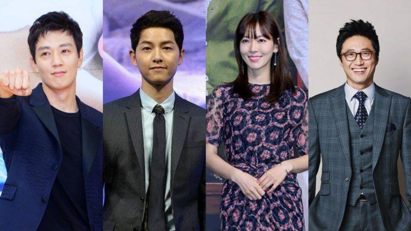 韓國電視劇節今晚舉行 宋仲基、朴新陽、金來沅、金素妍爭奪大賞