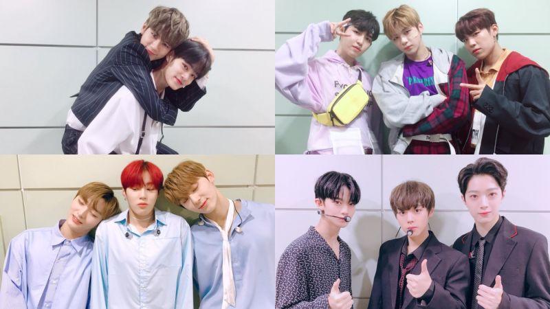 Wanna One 荣登 Gaon 单周三冠王宝座!〈Light〉持续点亮排行榜