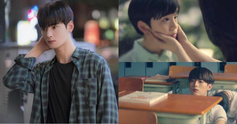《我的ID是江南美人》演车银优青年时期的申准燮,实际上差距不到一岁~!
