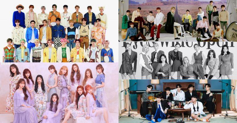 首波名单出炉!2020MAMA出演团体BTS、Seventeen、TWICE、NCT、IZ*ONE