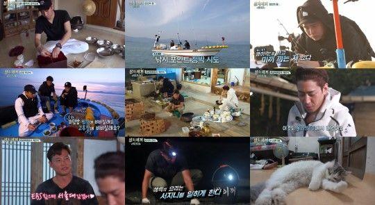 《一日三餐-漁村篇3》連續兩周收視率獲同時段1位