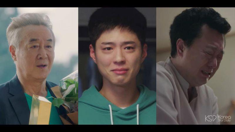 《青春纪录》最赚人热泪的片段,来自这三个男人!爷爷、爸爸、史彗峻