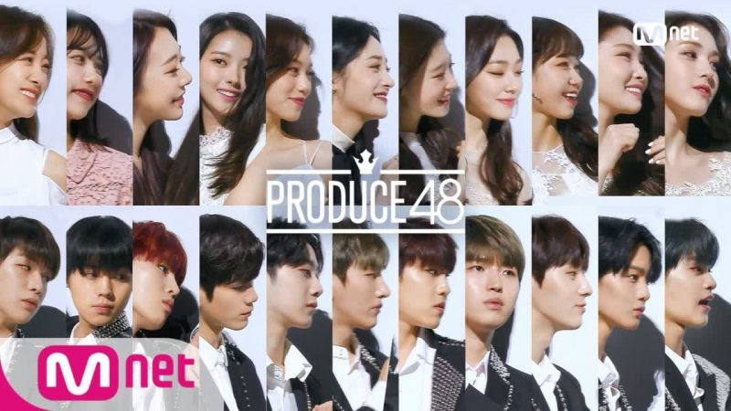 為《PRODUCE48》I.O.I X Wanna One 22人聚首!(Ft.李昇基)