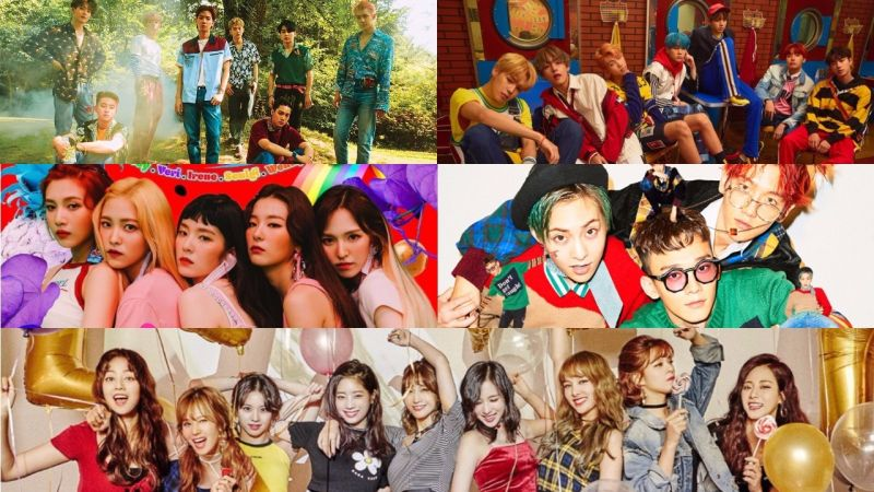 2017 MAMA的藝人出席名單再公開:BTS、EXO、RED VELVET、TWICE等確定出席活動!