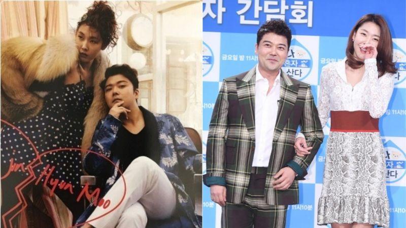 「我独CP」全炫茂♥韩惠珍将在明年4月结婚?双方所属社也作出回应!