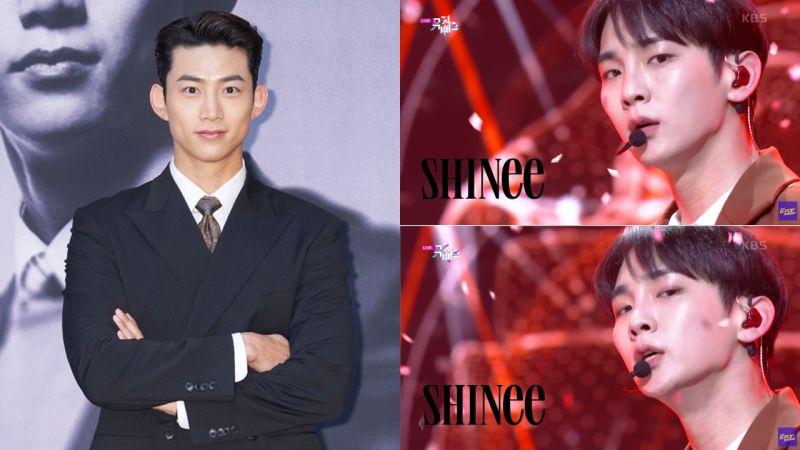 SHINee Key的「假喘Ending」引發討論!2PM玉澤演轉發影片還表示:「回歸的話,我也要試試」