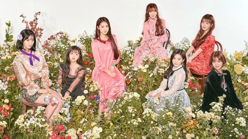 Oh My Girl 的〈秘密花園〉明日登場 甜美、華麗雙風格令人期待!