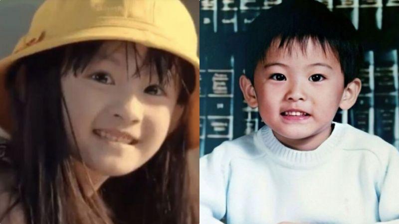 「NCT Mark你妹妹在中國拍廣告啦!」男愛豆跨國撞臉女童模特,真的超像!
