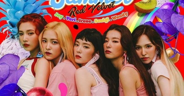 Red Velvet 雙喜臨門 出道後首場演唱會來了!