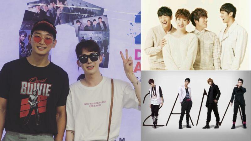 趙權、鄭珍雲慶祝2AM出道10週年!想要盡快讓大家看到四個人在一起的模樣!