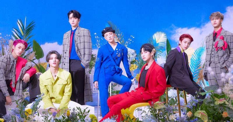 ATEEZ 正式宣布 3/1 发新专辑!暂以 7 人制活动