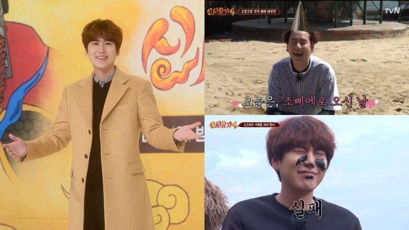 SJ圭贤退伍后的首个综艺是《姜食堂2》?tvN回应:「正在讨论出演的是《新西游记7》」