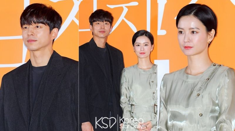 【多图】《82年生的金智英》试映会:郑裕美&孔刘分别以「俐落短发」及「逆龄顺毛」亮相!电影将於23日在韩上映