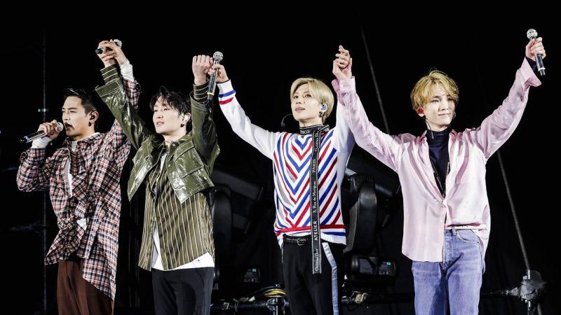 收藏清晰感人的回忆吧!SHINee 日巡蓝光 DVD 征服 Oricon 榜 新单曲 8 月初问世