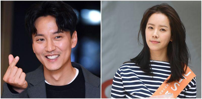 這組很可以!金南佶搭配韓志旼主持第23屆釜山電影節開幕式