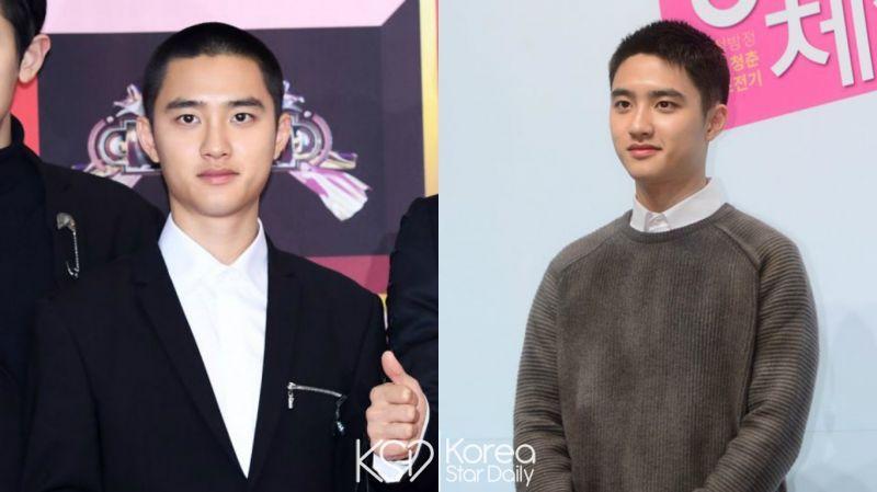 EXO D.O.主演tvN新劇《百日的郎君》路透照!好想看我們王世子的正臉啊~