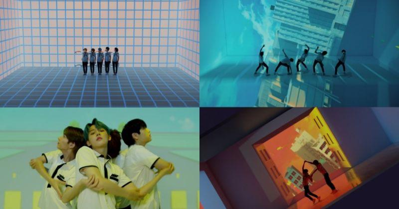 TXT 正規專輯概念大升級 神奇舞蹈掀熱烈討論!