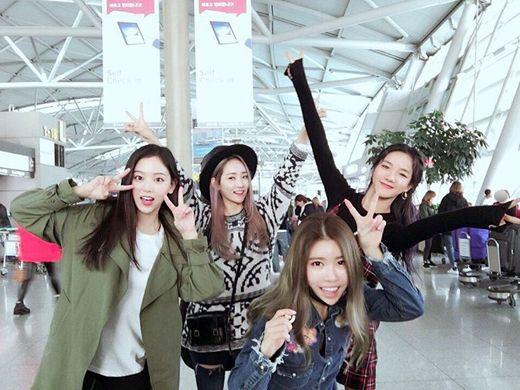 Wonder Girls誉恩、SPICA保亨、歌手Suran、演员姜汉娜出演新综《Hit Maker-越野赛跑》