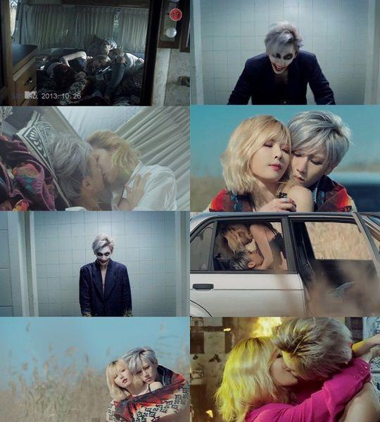 Trouble Maker《沒有明天》音源、MV曝光 性感爆棚