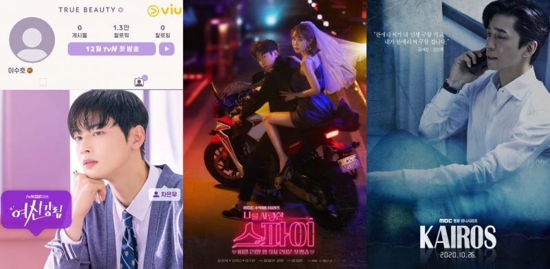 【KSD評分】由韓星網讀者評分:《女神降臨》播出兩集就來到TOP 1!