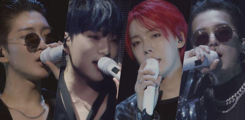 震撼好听! WINNER日本演唱会翻唱BIGBANG经典《一天一天》