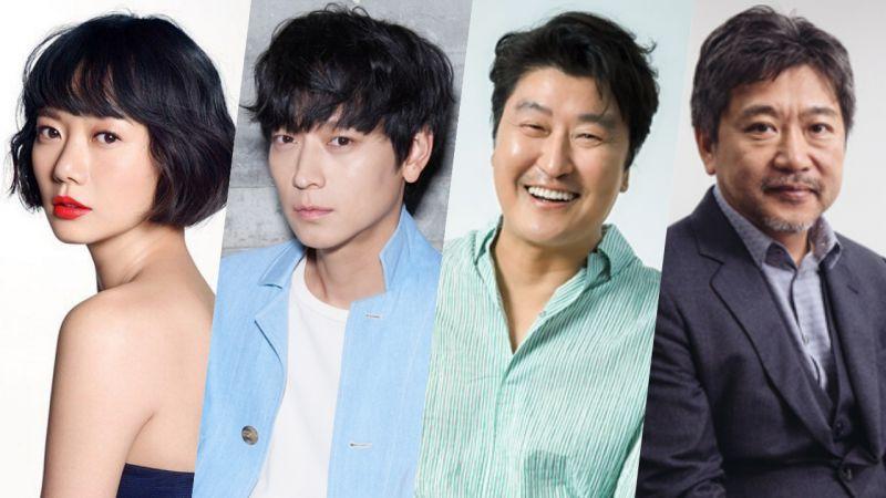 姜棟元&宋康昊&裴斗娜合演日本導演是枝裕和的新電影《BROKER》!