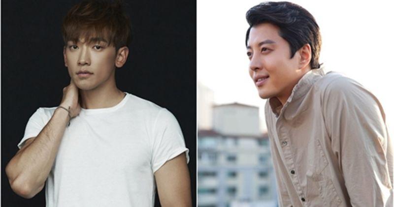 Rain與李東健確定出演JTBC新劇《Sketch》扮演帥氣警察&軍官