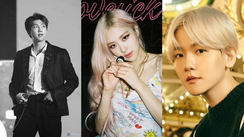 2021年預計能席捲美國的KPOP solo名單:伯賢、RM、J-Hope、Rosé、元虎