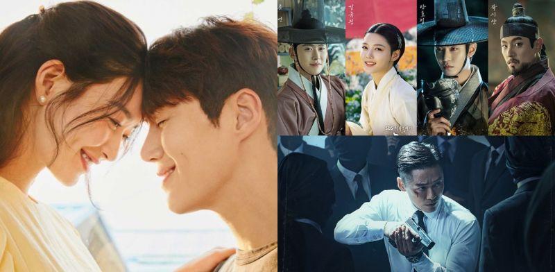 【KSD评分】韩星网读者亲自评分:洪班长再次成为TOP 1,《黑色太阳》也来到TOP 3了!