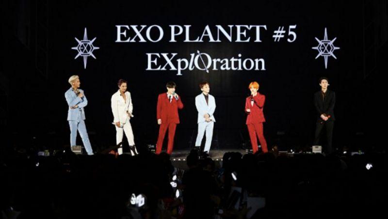 「你們是?不,我們真的不是!」EXO-L穿了這個顏色被誤認是特定黨派人士XD