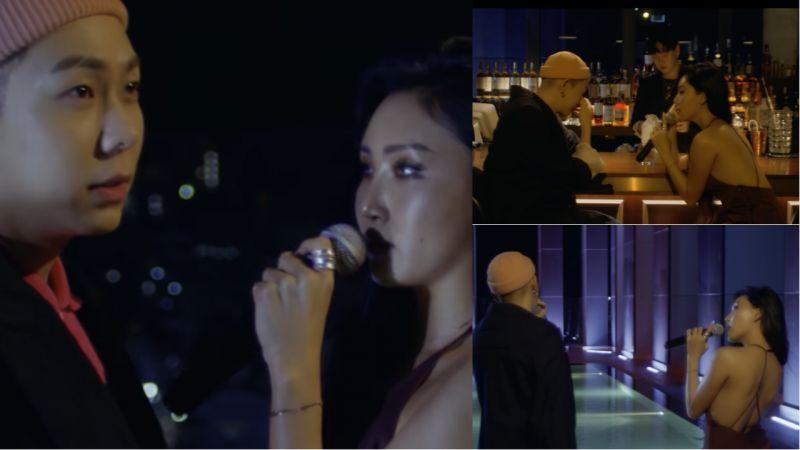 Loco与MAMAMOO华莎《不要给》Live版公开!网友表示:「什么时候才要正视华莎啦!」