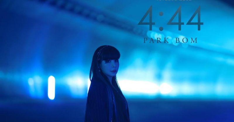 就是明天啦!朴春携新专辑〈re : BLUE ROSE〉迅速回归