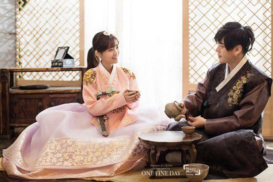 Idol界1號夫婦文熙俊&昭燏婚紗照出爐 甜蜜擋不住