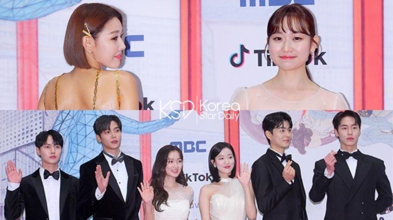 【2019 MBC演技大賞】紅毯現場:由金成柱、韓惠珍擔任MC!今年最令你印象深刻的是哪部電視劇呢?