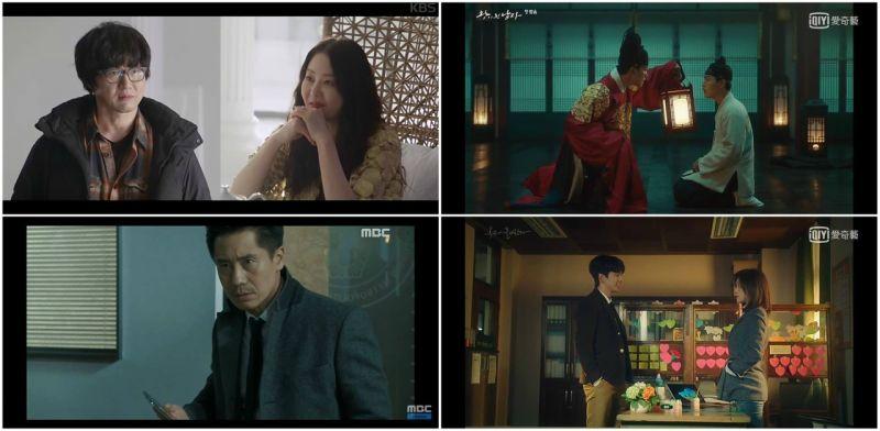 韓劇 本週無線、有線月火劇收視概況- 趙德浩跑第一,成為王的男人再刷首播新高