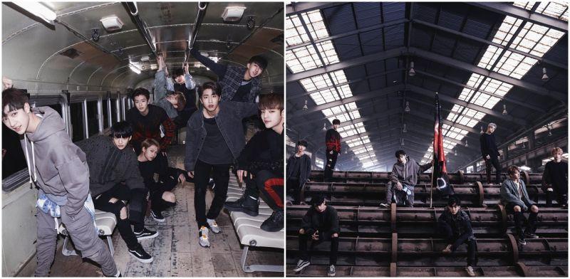 [有片]JYP新團體Stray Kids來問候     新穎風格引目光