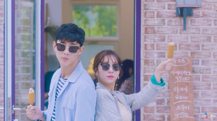 看完MV我也好想跟【金志洙】谈恋爱啊~!!!洪大光&Kei合唱甜蜜浪漫新歌《好想要恋爱》