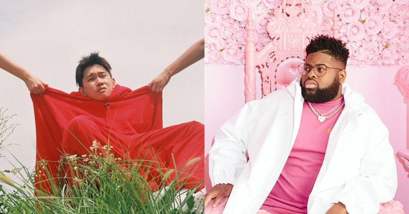R&B 好手合作!Crush、美國歌手 Pink Sweat$ 月底發行新歌