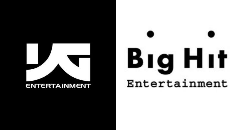 引領K-POP全球人氣的兩大公司YG&Big Hit攜手合作!YG旗下藝人有望入駐Weverse