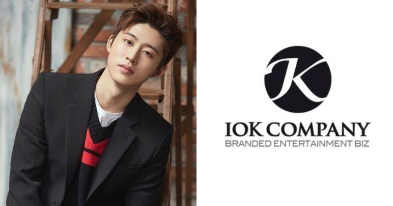iKON B.I 獲選為經紀公司 IOK Company 理事!旗下有趙寅成、金淑、池錫辰等藝人